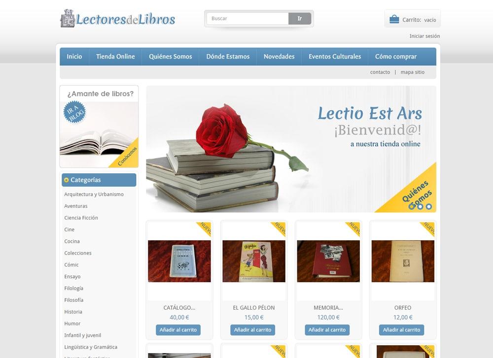Lectoresdelibros.com