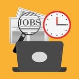 Diseño web portal de empleo