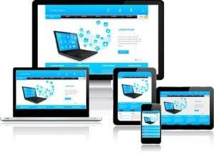 Diseño tienda online responsive