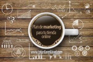 crear un plan de marketing para tu tienda online