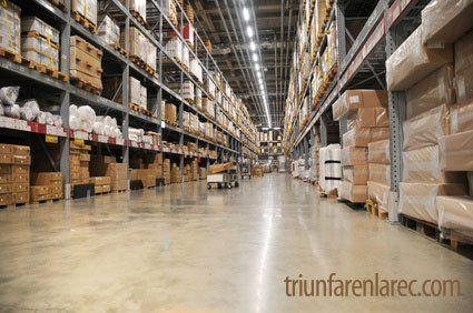 Gestión de stock en tiendas online