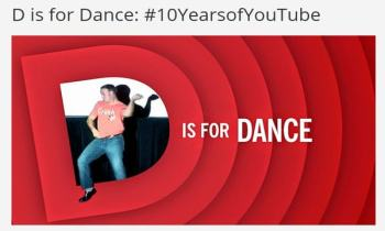 Youtube celebra su décimo aniversario