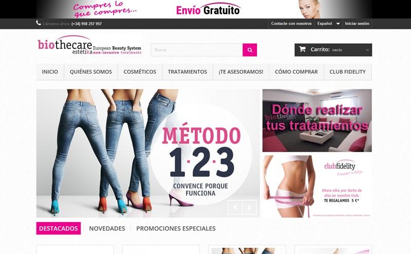 biothecareestetika tienda online