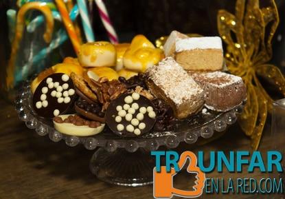 Crear una tienda online de dulces de Navidad