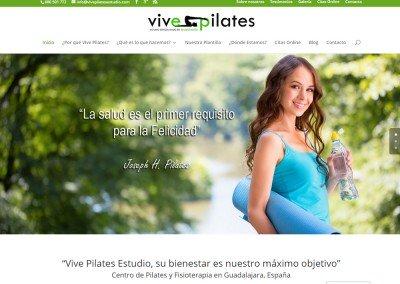 Vivepilatesestudio.com