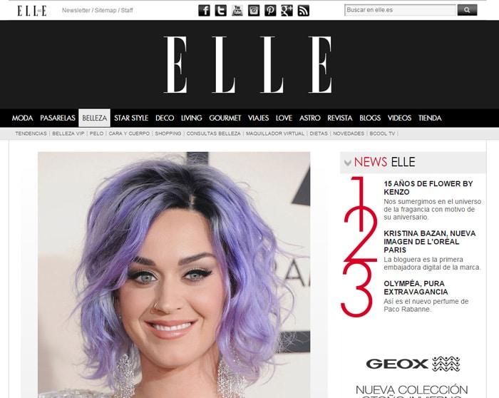 Diseño revista online