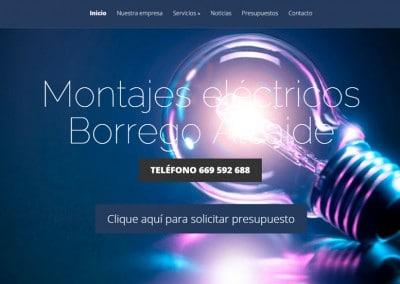 Borregoalcaide.com