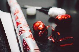Da la posibilidad al usuario de envolver sus regalos