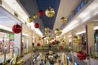 tiendas en navidad