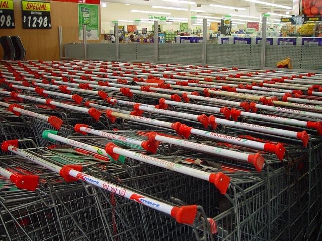 Tienda online para supermercados