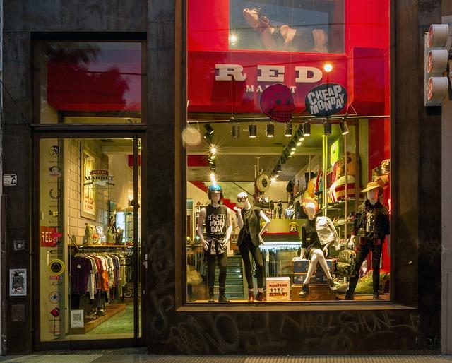 Tienda de ropa online