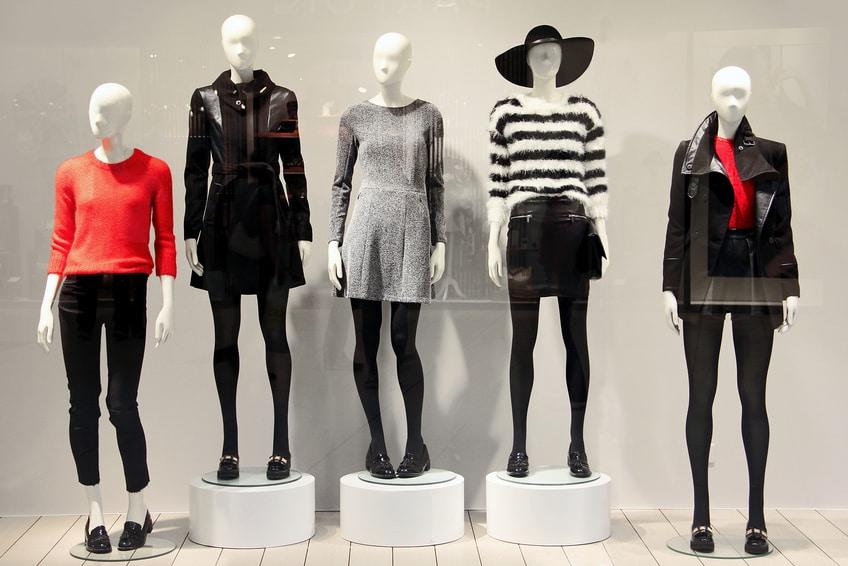Diseo de tienda de ropa online