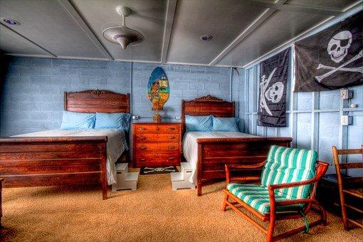 Dormitorio pitata