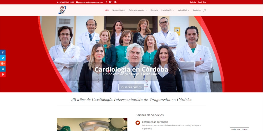 Grupocorpal.com