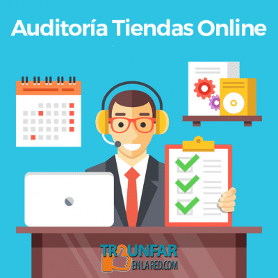 Auditoría Tiendas Online