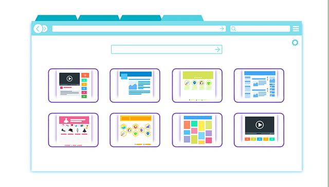 Cómo estructurar el contenido de una web