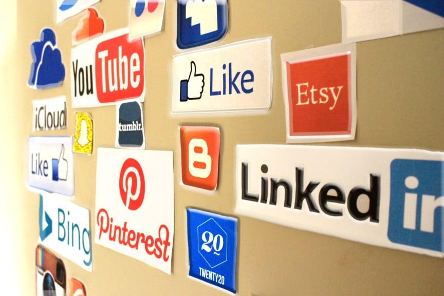 enlaces redes sociales